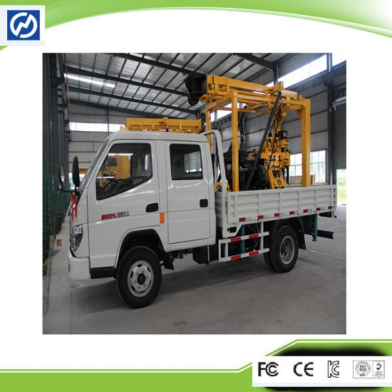 Xyc 200gt Truck Mounted Water Well Drilling Rig