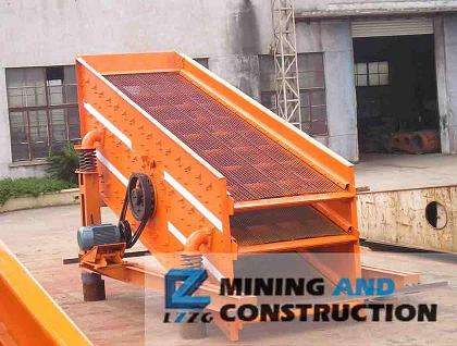 Y Series Vibrating Screen