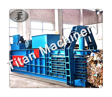 Y82 Series Non Metal Baler