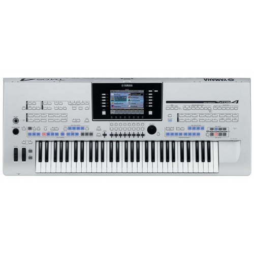 Yamaha Tyros 4 61 Key Arranger Workstation Keyboard