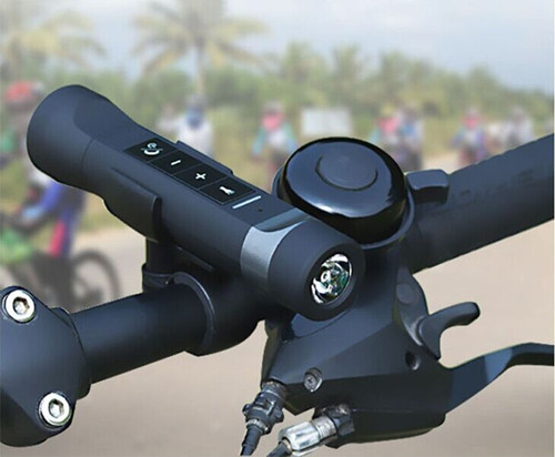 Yangling Bicycle Speaker Bluetooth Flashlight Battery Charge With Music Function