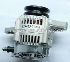 Yanmar Engine 4tnv88 Alternator 129423 77200