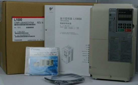Yaskawa L1000 Ac Drive For Elevator Cimr Lb4a0018