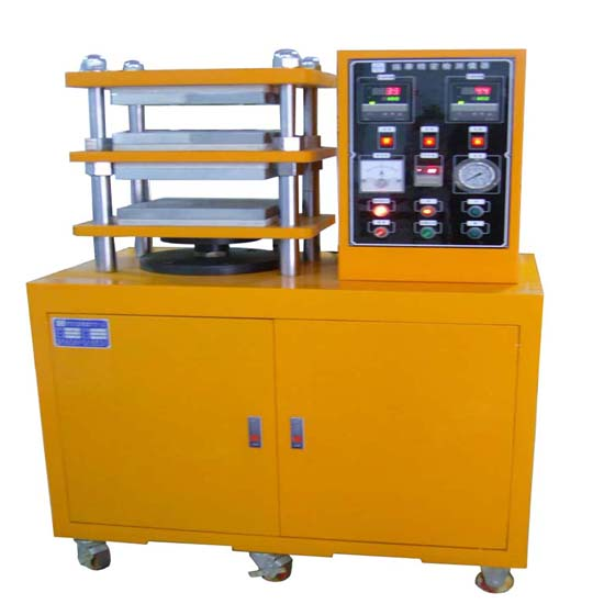 Yellow Tablet Press Machine