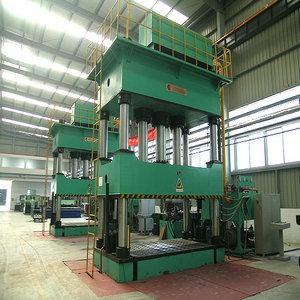 Yt32 Four Column Universal Hydraulic Press