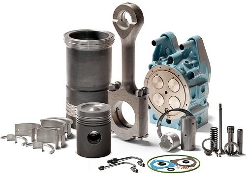 Yuchai Yc6m Series Diesel Engine Parts