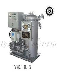 Ywc 0 5 Marine 15ppm Bilge Separator