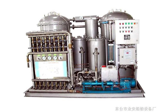 Ywc Series 15ppm Bilge Oil Water Separator
