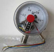Yxc Series Magnet Electric Contact Pressure Meter
