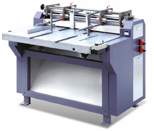 Zdj1000 Automatic Plate Type Grooving Machine
