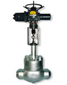 Zdl Electric Single Seat Control Valve