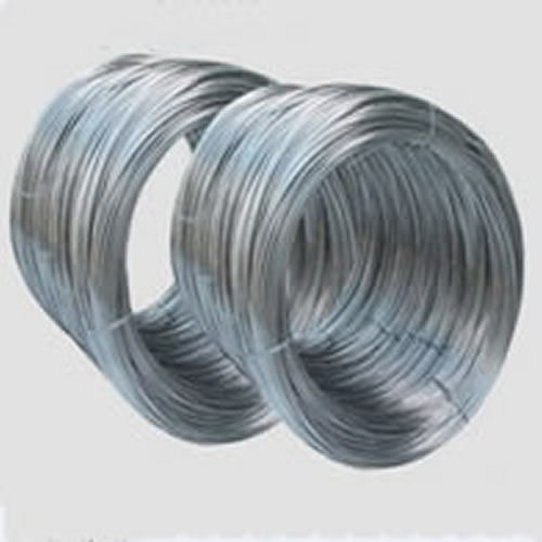 Zinc Coated Music Spring Wire
