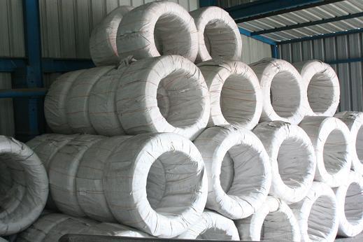 Zinc Coated Steel Wire Factory