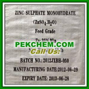 Zinc Sulfate Mono Hepta