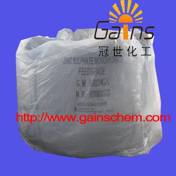 Zinc Sulphate Monohydrate 7446 19 7 Znso4 H2o