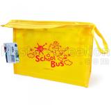 Zipper Promotional Bag Logo Gift Kit Advertisment Personalized Custom