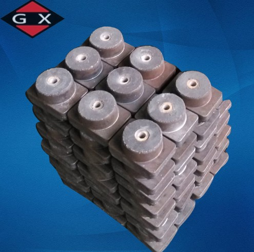 Zirconia Blocks For Steel Mills