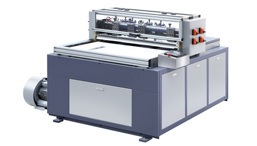 Zj1000 Zj1300 Plate Type Dust Free Grooving Machine