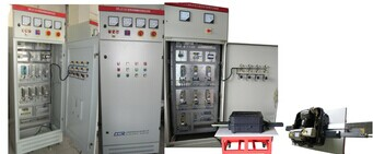 Zme12d Control Circuit Of Railway Switch Machine Training Equipment