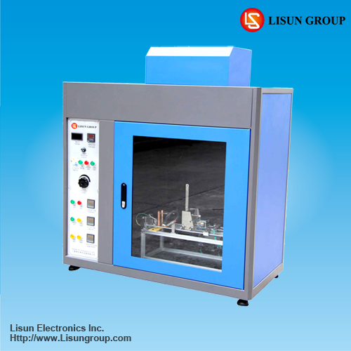 Zrs 3h Ce Certificate Glow Wire Apparatus With High Precision For Fabric And Plastic Product Testing