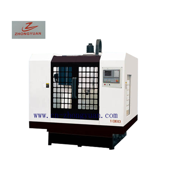 Zy 1080 Cnc Engraving And Milling Machine Factory Direct Sales Double Column Vertical Machining Cent