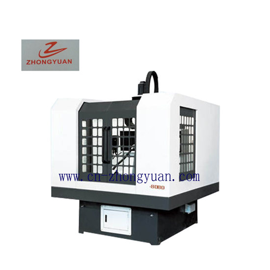 Zy 8080 Cnc Engraving And Milling Machine Double Column Vertical Machining Center