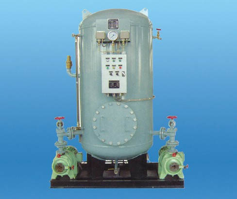 Zyg Combination Pressure Water Tank