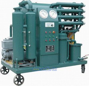 Zyt Turbine Oil Purifier
