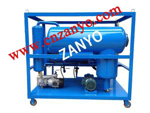 Zyt Vacuum Turbine Oil Purifier