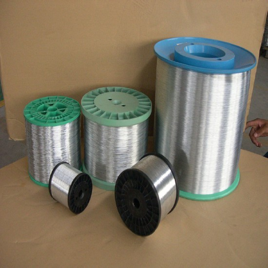 0 24mm Hot Dipped Low Carbon Steel Wire