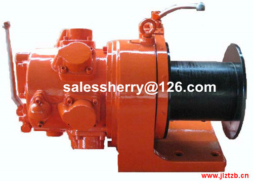 0 5 Ton Air Winch Pnuematic For Petroleum Exploration Jqh