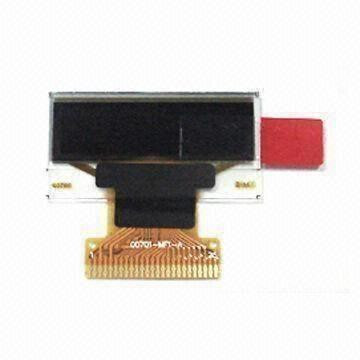 0 88 Inch Oled Display Module 128x36 White Color