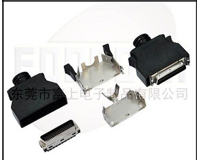 1 27mm Scsi 36pin Cn Type Connector