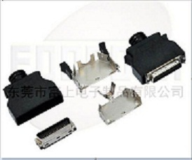 1 27mm Scsi 50pin Cn Type Connector