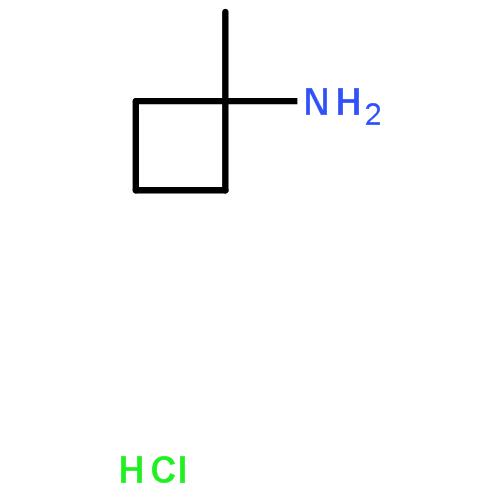 1 Methylcyclobutanamine Hydrochloride