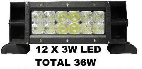 10 30v 36w 7 5 Inch Led Light Bar