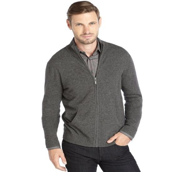 100 Cashmere Cardigan Men