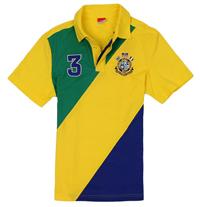 100 Cotton 200gsm Single Jersey Men S Brand Polo T Shirts