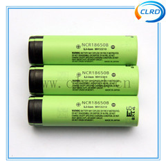 100 Genuine Ncr18650b 3400mah 3 7v Rechargeable Battery