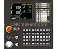 1000m4ii Four Axis Cnc Milling Controller