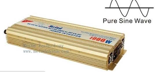 1000w Power Inverter Pure Sine Wave Ac Converter Car Inverters Supply Adapt