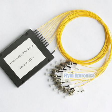 100g 200g Dwdm Oadm Module 4channel 8 Channel