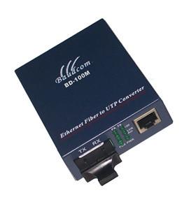 100m Dual Fiber Media Converter