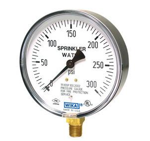 100mm Oil Pressure Gauges