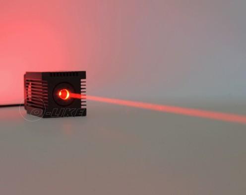 100mw 120mw 200mw 500mw 635nm 638nm Red Laser Module Diode With Ttl Modulat