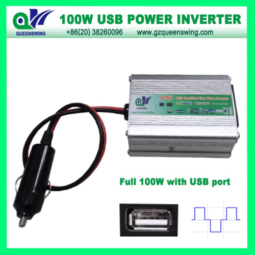 100w Car Power Inverter With Usb