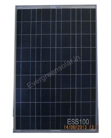 100wp Solar Module Panel