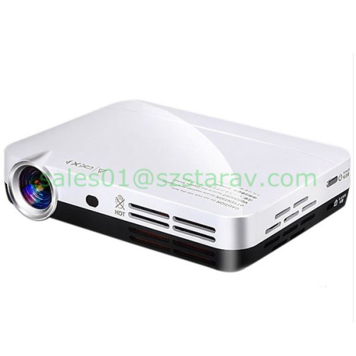 1080p Hd Pocket Projector With Wifi Bluetooth Wtl210
