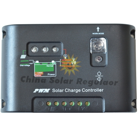 10a Solar Charge Controller 10i Ec 12v 24v
