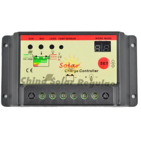 10a Solar Charge Controller 10i St 12v 24v